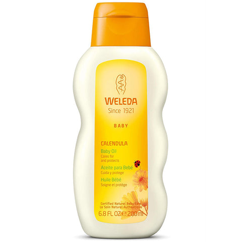 WELEDA - Calendula Baby Body Oil