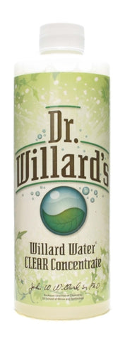 Willard Water 100 Pure Willard Water Concentrate  Clear