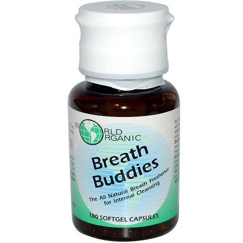 World Organics Breath Buddies