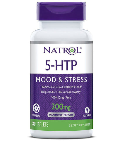 Natrol 5 HTP Time Release 200 mg