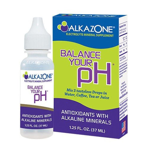 AlkaZone PH Booster Alkaline Drops