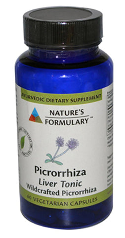 Natures Formulary Picrorrhiza