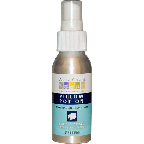 AURA CACIA - Pillow Potion, Essential Solutions Mist