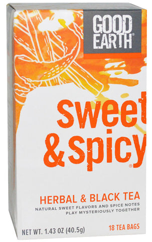 Good Earth Original Sweet Spicy Tea Herb Blend