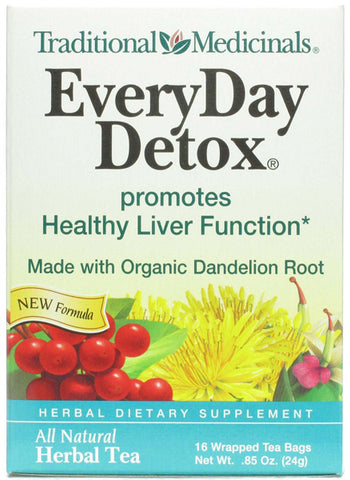 Traditional Medicinal EveryDay Detox