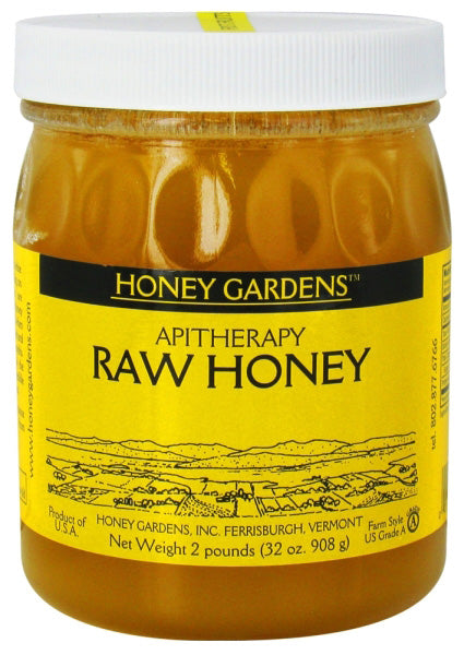 Honey Gardens Apiaries Northern Raw Honey