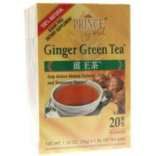 Prince Of Peace Ginger Green Tea