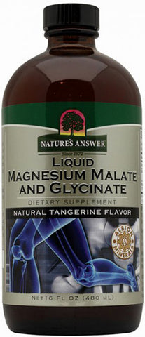 Natures Answer Liquid Magnesium Glycinate