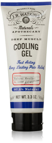JR Watkins Deep Muscle Cooling Gel
