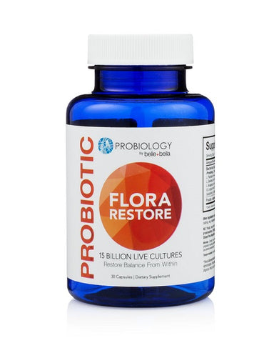 BELLE AND BELLA - Probiology Probiotic Flora Restore
