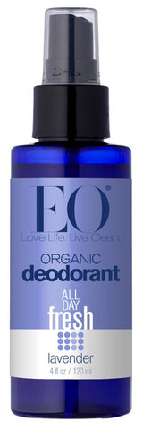 EO PRODUCTS - Organic Deodorant Spray Lavender