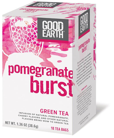 Good Earth Pomegranate Superfruit Tea