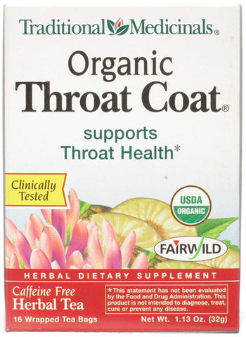 Traditional Medicinal Throat Coat