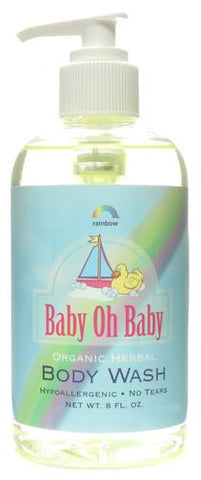 Rainbow Research Baby Body Wash Scented