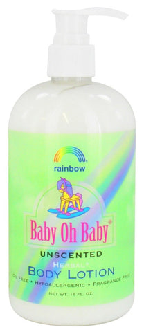 Rainbow Research Baby Lotion Unscented