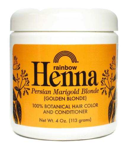 Rainbow Research Marigold Blonde Henna