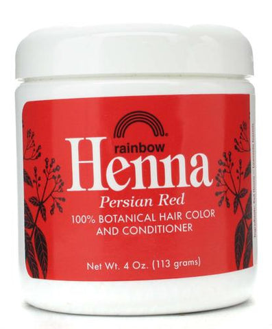 Rainbow Research Red Henna