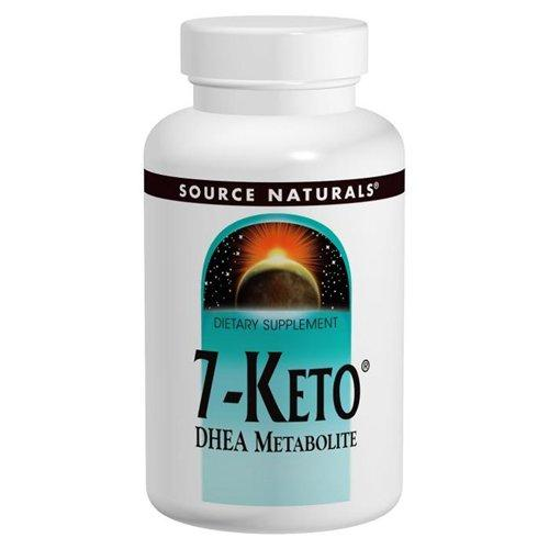 Source Naturals 7-Keto - 60 Tablets (100 mg)