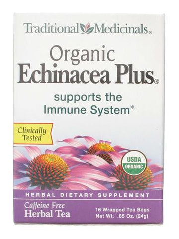Traditional Medicinal Organic Echinacea Plus