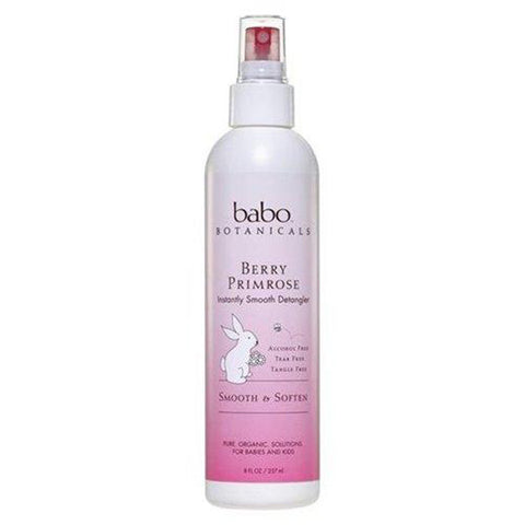 Babo Botanicals - Instantly Smooth Detangler Berry Primrose