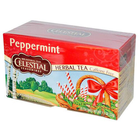 Celestial Seasonings Herbal Tea, Peppermint