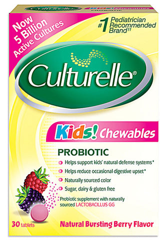 CULTURELLE - Kids Chewables Probiotic