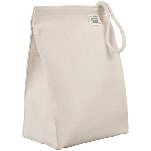 ECO-BAGS - Recycled Cotton Canvas Lunch Bag