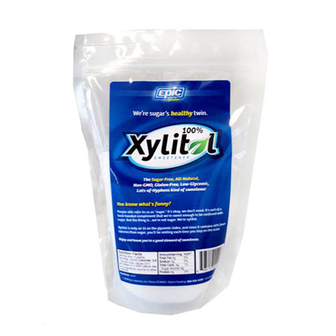 Epic Dental 100% Xylitol Sweetener Pouch