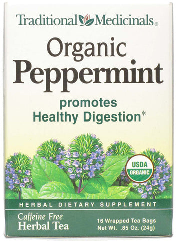 Traditional Medicinal Organic Peppermint