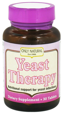 Only Natural -  Yeast Therapy