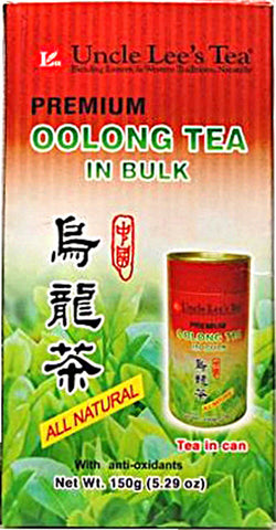 UNCLE LEE'S TEA - Premium Oolong Tea in Bulk