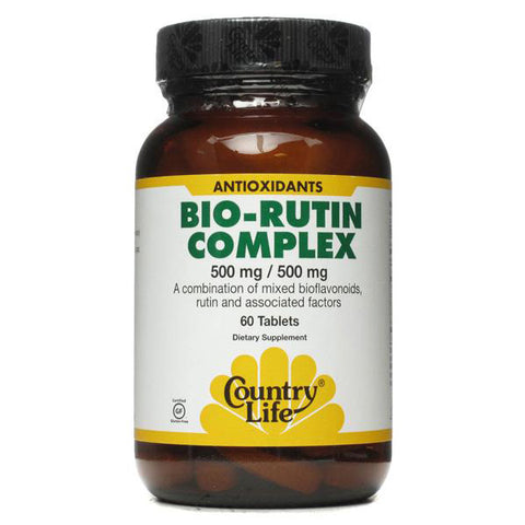 Country Life Vitamins - CITRU BIOFLAV/RUTIN COMP