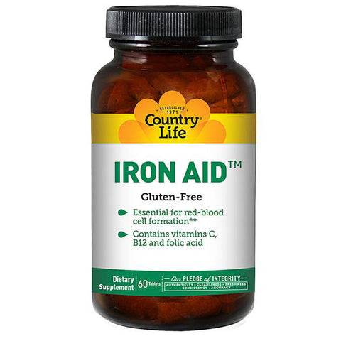 COUNTRY LIFE - Iron Aid Gluten Free
