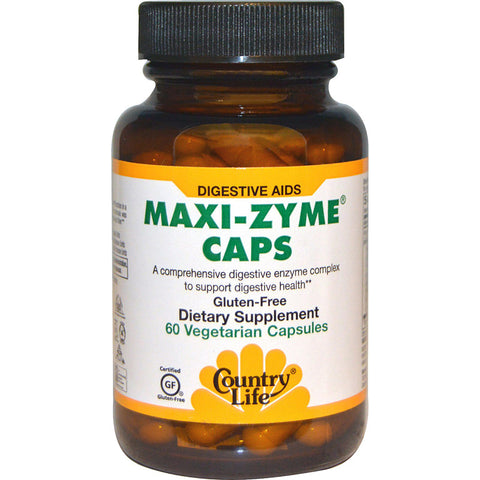 COUNTRY LIFE - Maxi-Zyme Caps Extra Strength