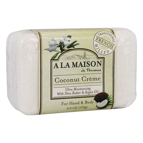 A LA MAISON - Coconut Cream Bar Soap