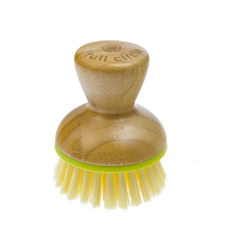 Full Circle - Bubble Up Dish Brush Replacement Green