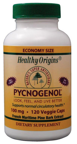 Healthy Origins - Pycnogenol 100 mg