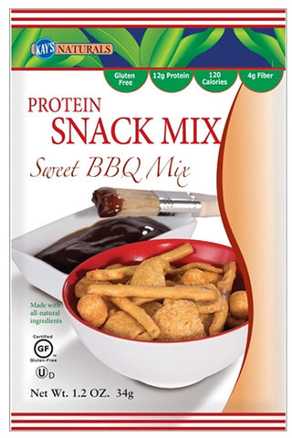 Kays Naturals - Protein Snack Mix Sweet Barbeque