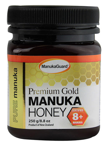 ManukaGuard - Premium Gold Manuka Honey 8+ - 8.8 oz. (250 g)