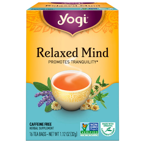 YOGI TEA - Relaxed Mind Tea