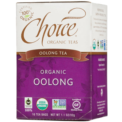 CHOICE - Oolong Tea Organic Oolong