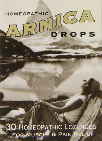 HISTORICAL REMEDIES - Homeopathic Arnica Drops