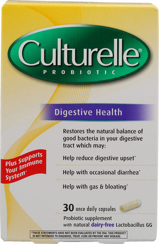 I-HEALTH Culturelle Probiotic Digestive Health