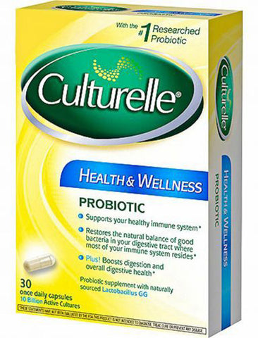 I-HEALTH Culturelle Probiotic Natural Health & Wellness
