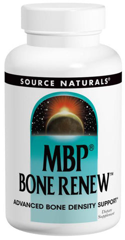 SOURCE NATURALS - MBP Bone Renew - 120 Capsules