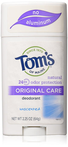TOM'S OF MAINE - Deodorant Stick Unscented