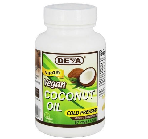 DEVA - Vegan Virgin Coconut Oil