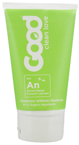 GOOD CLEAN LOVE - Personal Lubricant Almost Naked