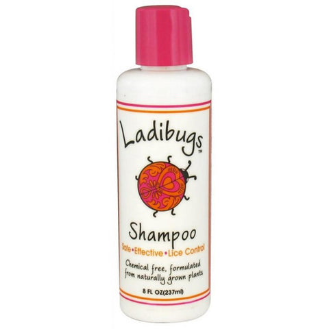 LADIBUGS - Lice Prevention Shampoo