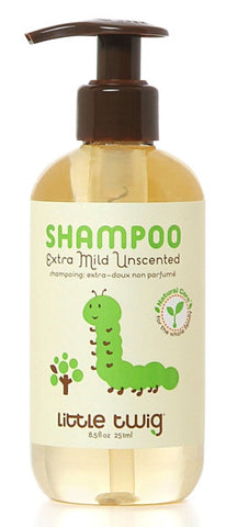 LITTLE TWIG - Extra Mild Unscented Shampoo